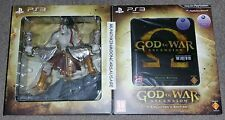 Nouveau scellé god of war ascension Collectionneurs Édition PAL Sony Playstation 3 PS3