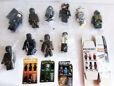 Metal Gear Solid 2 Kubrick Medicom Toy Otacon East Gang Soldier 10 set japan