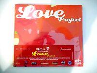 LOVE PROJECT : 12 TALENTS FRANÇAIS DE SCENE ELECTRONIQUE || CD NEUF ! PORT 0€