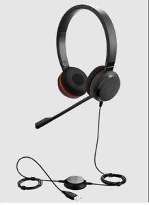 Cuffia Jabra Evolve 30 II - Model HSC060, ENC060 (NUOVO)