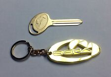 Toyota Sera reproduction keychain and key blank