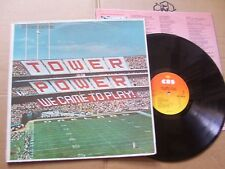 TOWER OF POWER,WE CAME TO PLAY lp vg+/vg OIS / cbs records 82239 Holland 1978