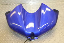 2007 YAMAHA YZF R6 FRONT GAS TANK FUEL CELL FAIRING COWL COVER TRIM