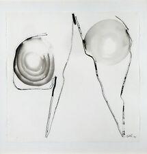 François BEALU  né en 1932  -  '' La mémoire des océans '' - 1996 -