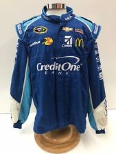 NASCAR Race Used Sparco Fire Suit Jacket SFI 3-2A/5 Ganassi McMurray Size 48