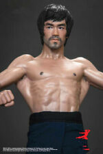 Bruce Lee Figure Statue PVC Kung Fu Collectible Model Toy Gift Dragon No Box