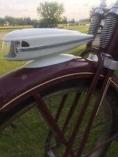 Vintage Bicycle universal pedestal light Base Elgin Schwinn balloon tire Delta