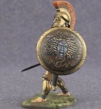 Toy Tin Soldier Ancient Greece 1/32 Spartan warrior Infantry Man Painted 54mm