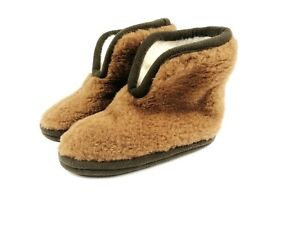 Woollen Slippers, shoes, boots,mules NATURAL WOOL 100% GOOD GIFT!!! B CAMEL