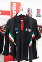 OEM Brand New Aprilia Team Gresini Racing Polo Shirt