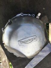 triumph 900 t300 sprint  trident trophy engine right clutch case cover