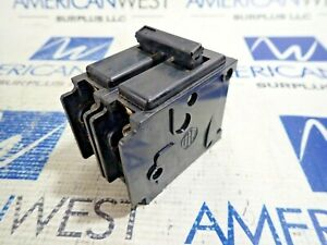ITE QP2-B100 2 pole 100 amp 120/240 volt plug in Circuit Breaker USED