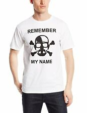 Authentic BREAKING BAD Remember My Name T-Shirt S NEW