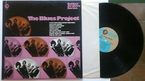 THE BLUES PROJECT mgm golden archive series LP 1970 USA