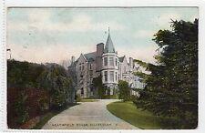 HEATHFIELD HOUSE, KILCREGGAN - Dunbartonshire postcard (C663).