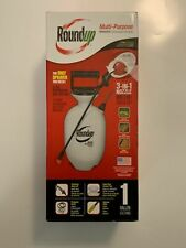 Roundup 1-Gallon Plastic Tank Sprayer BRAND NEW IN BOX