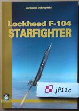 Lockheed F-104 Starfighter - MMP Books (Yellow Series) RARE!