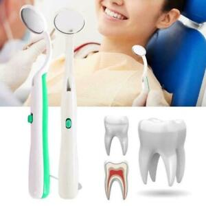 1Pcs Dental Mirror With LED Light Reusable J0P8