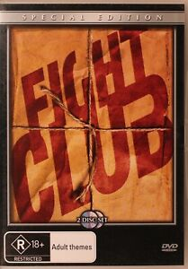 Fight Club DVD - Special Edition - Free Post