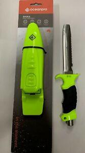Oceanpro Shuka Abb Knife