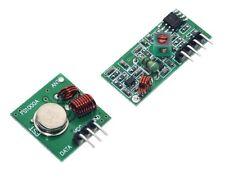 433Mhz RF Sender Empfänger Wireless Transmitter & Receiver Module für Arduino