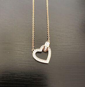 Swarovski Lovely Hearts Necklace
