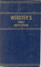 Vol 2 Websters Family Encyclopedia - Webster - Acceptable - Paperback