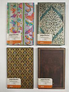 Paperblanks Kalender 2022 12 Monate Maxi Verso verschiedene Designs