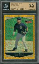 1/1 1999 Ultimate Victory Parallel Sean Berry #60 BGS 9.5 No Serial Number