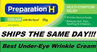 Preparation H Cream With Bio Dyne 25g/.88oz - Canadian Formula