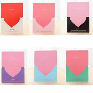Day Birthday Heart Love Wishing Card Paper Thank You Card Greeting Card