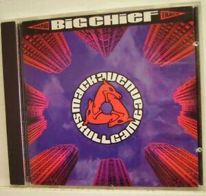 BIG CHIEF - Mack Avenue Skullgame - S/Track - (CD 1993)**EXC**