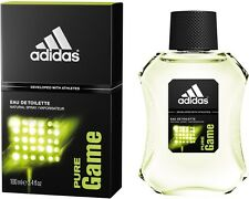 ADIDAS PURE GAME - Colonia / Perfume EDT 100 ml - Hombre / Man / Uomo