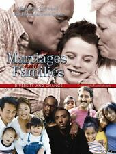 Marriages and Families : Diversity and Change by Mary Ann Schwartz and BarBara M