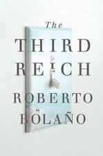 The Third Reich by Roberto Bolaño (2011, Hardcover)  NEW