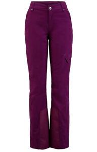 NWOT Spyder Womens Me GTX Pants Raisin Size 2