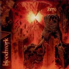 Bloodwork - Zero - CD  Rock'n Roll/Heavy Metal