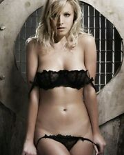 Kristen Bell Color 8x10 Photo 169 LOOKING VERY NAUGHTY