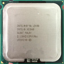 lot of 3 SLBBT - INTEL XEON QUAD CORE CPU L5408 2.13GHZ 12MB L2 CACHE 1066MHZ SL