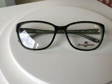 TOMMY BAHAMA TB5038 TORTIOSE MINT New PLASTIC Optical Eyeglass Frame 53 EYE SIZE
