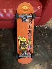 90s Creation Skateboards mini Vintage Royal Trucks