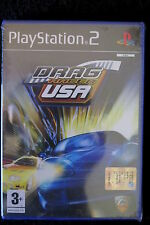 PS2 : DRAG RACER USA - Nuovo, risigillato ! Da Phoenix Games !