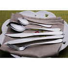40 Piece Silverware Flatware Set Service for 8 Stainless Steel New