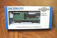 BACHMANN OLD-TIME MOW BLACKSMITH CAR U.S. MILITARY RAILROAD HO SCALE