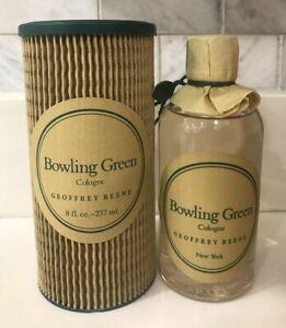 Bowling Green Cologne Geoffrey Beene 8fl.oz/237 ml (no Spray)