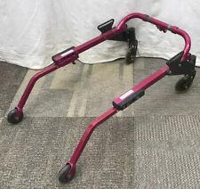 KidWalk Gait Trainer Walker Base Frame & Light Up Caster Wheels ONLY