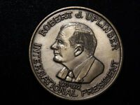 ROBERT J. UPLINGER LIONS INTERNATIONAL HEADQUARTERS  PRESIDENT MEDAL!   YY110XNX