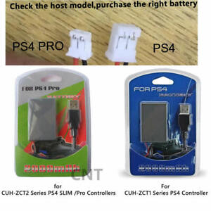 Rechargeable Battery For PS4 Playstation 4 Original or  PS4 Slim Pro Controller