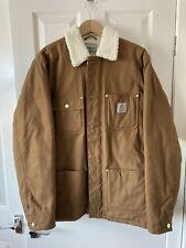 Carhartt Fairmount Jacket, Hamilton Brown, LARGE