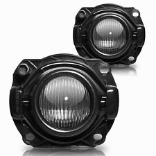 2004-2006 BMW X3 Series E83 OEM Fog Light Replacement Set- Clear